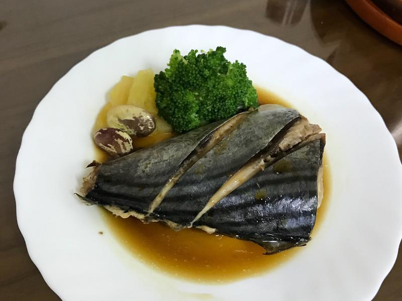 和風~烤鮪魚排