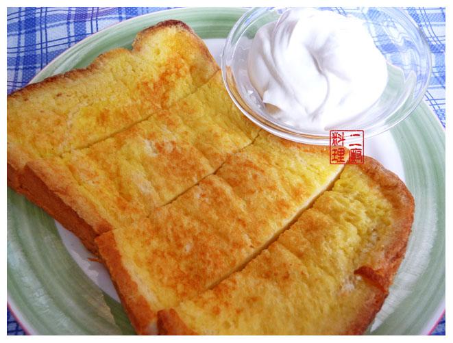 《二廚料理甜點》法式蜜吐司