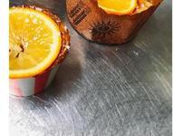 酒香橙蕉戚風蛋糕