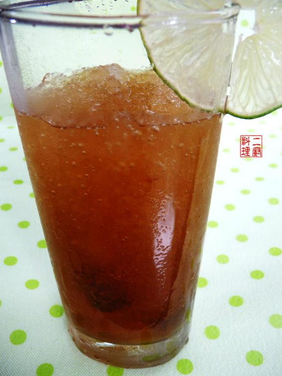 《二廚料理飲料》檸檬冬瓜冰砂