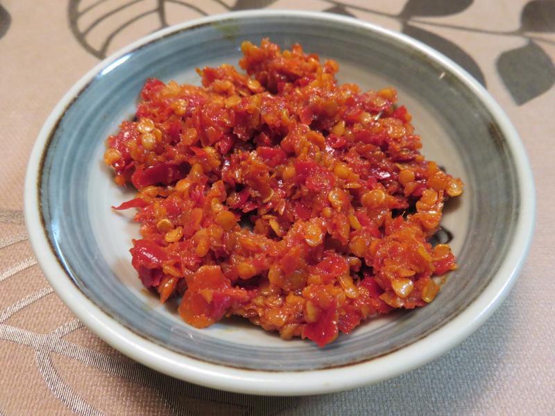 自製辣椒醬