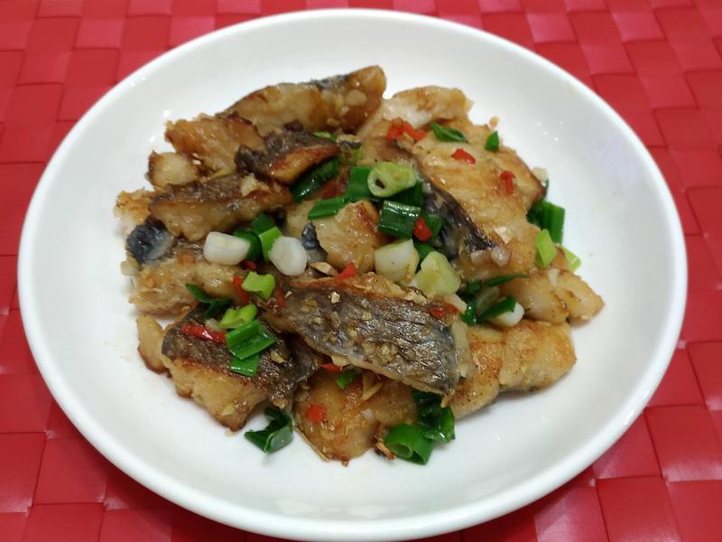 椒鹽魚片(紐西蘭鱈魚片)