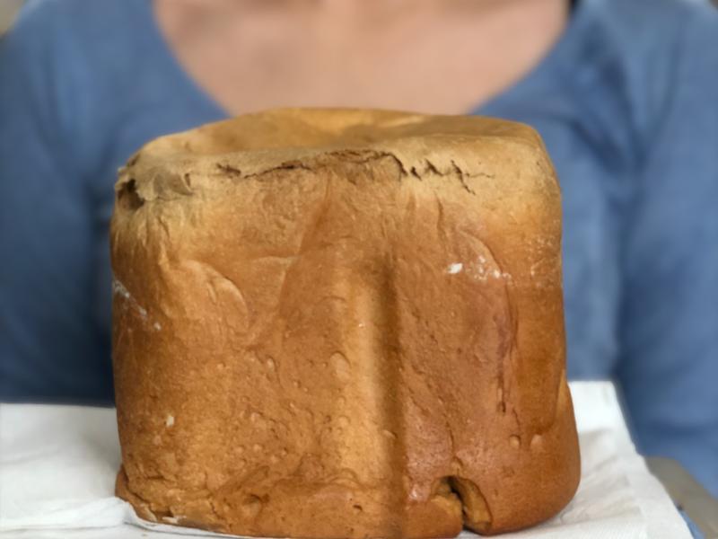 (寶寶食堂)麵包機 黑糖牛奶吐司
