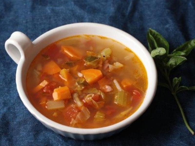 慢燉義式蔬菜湯《不剩食的美味魔法》