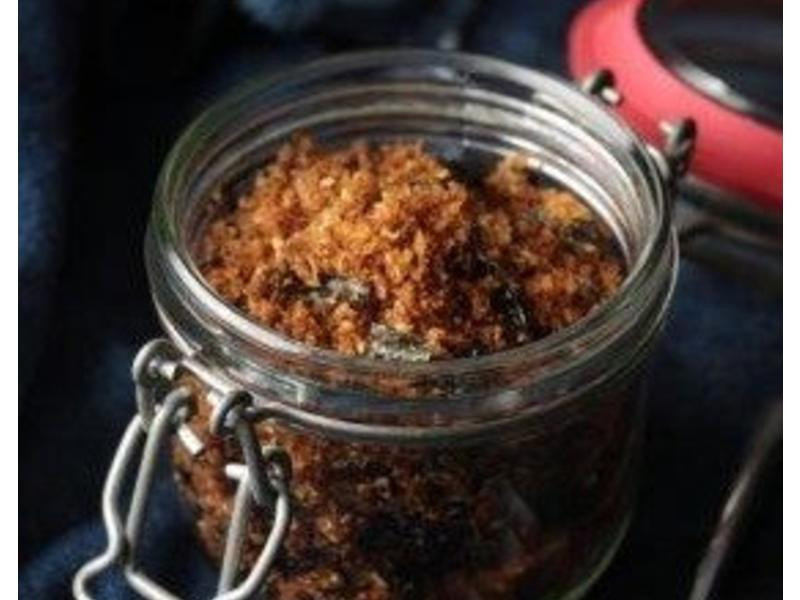 豆渣海苔香鬆《不剩食的美味魔法》省錢惜福