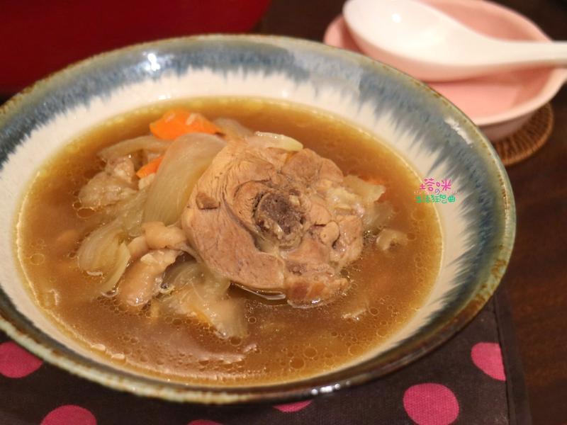 暖心洋蔥雞湯【一鍋煮】