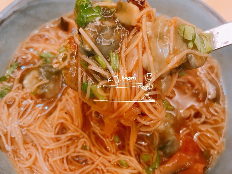 愛柴-蚵仔大腸麵線