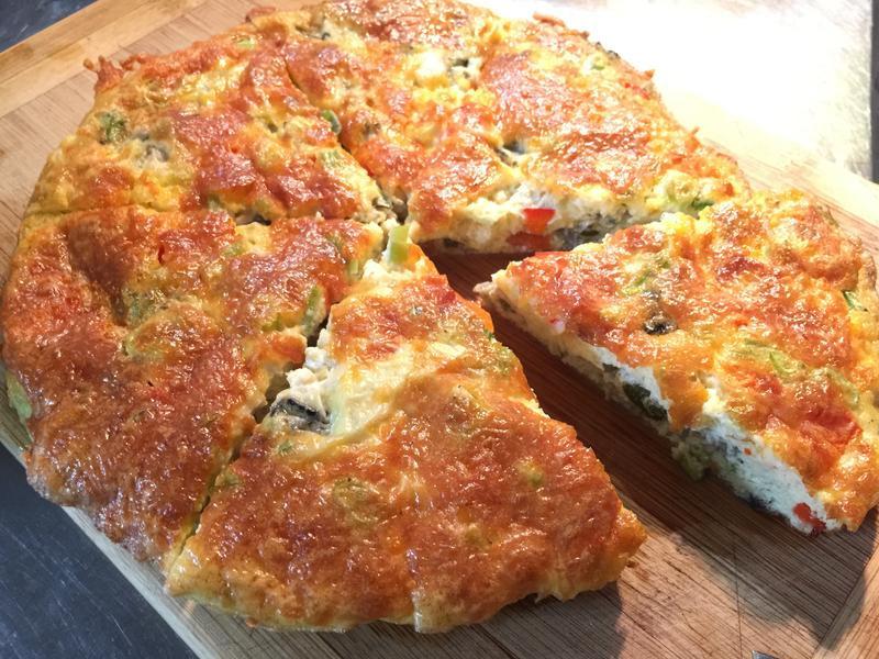 蚵仔乳酪蛋蛋燒(牡蠣)
