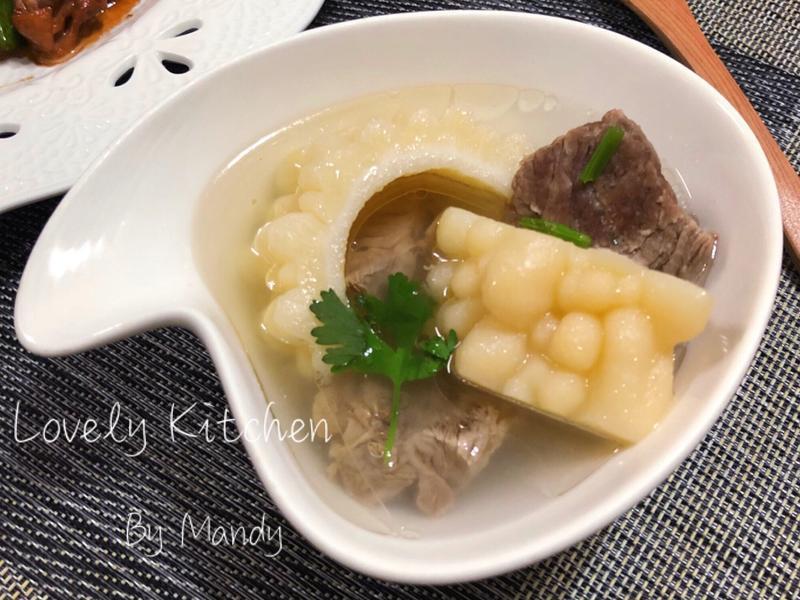 苦瓜牛腩煲湯