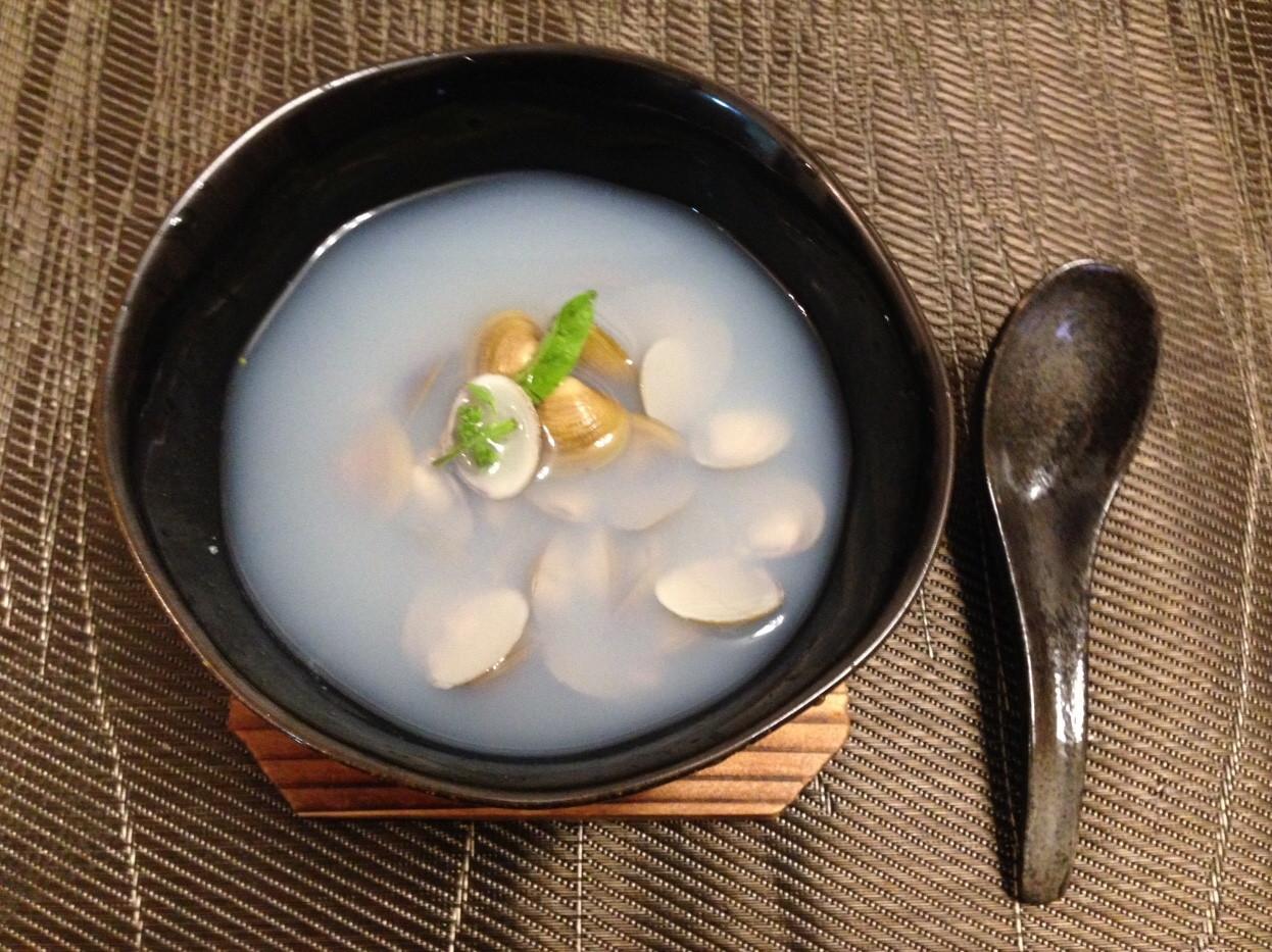 春之饗宴 - 蒜味蜆湯