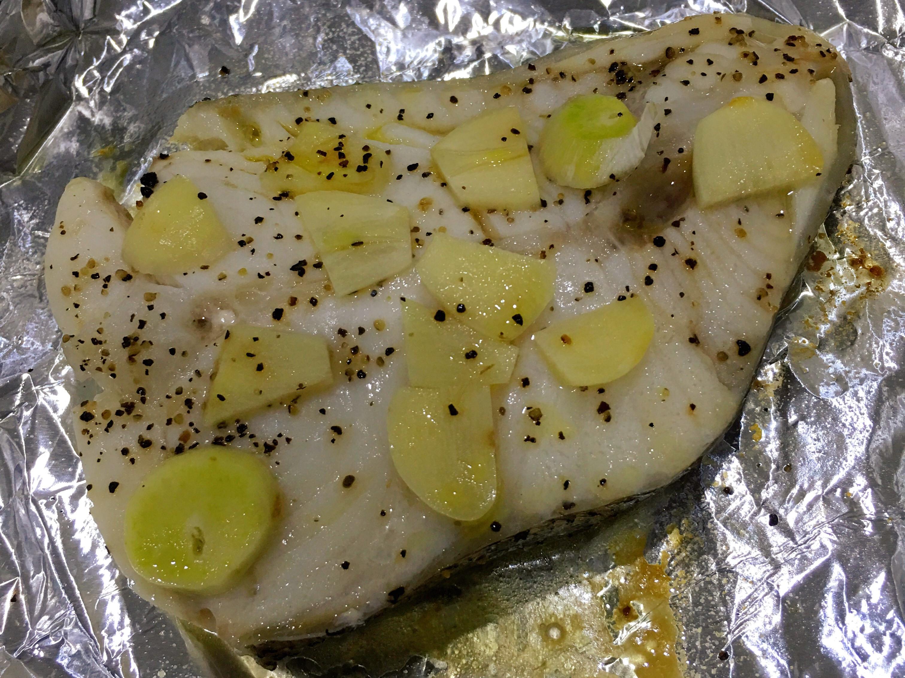 烤鱈魚(零廚藝、零失敗)