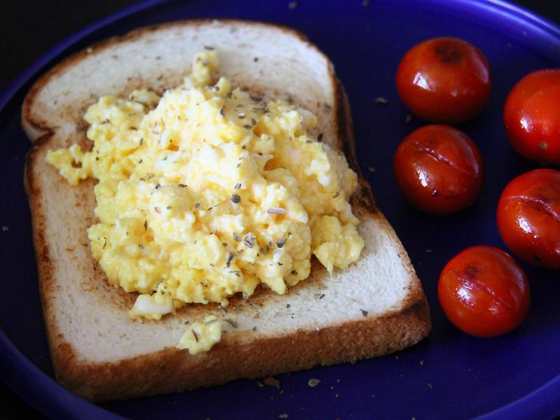 高登的超完美炒蛋