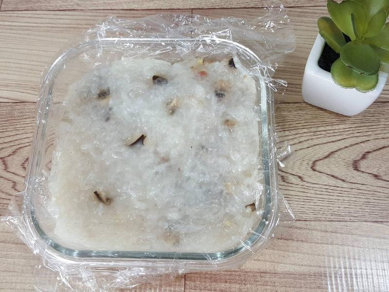 低蛋白蘿蔔糕(簡易不用調理機版)