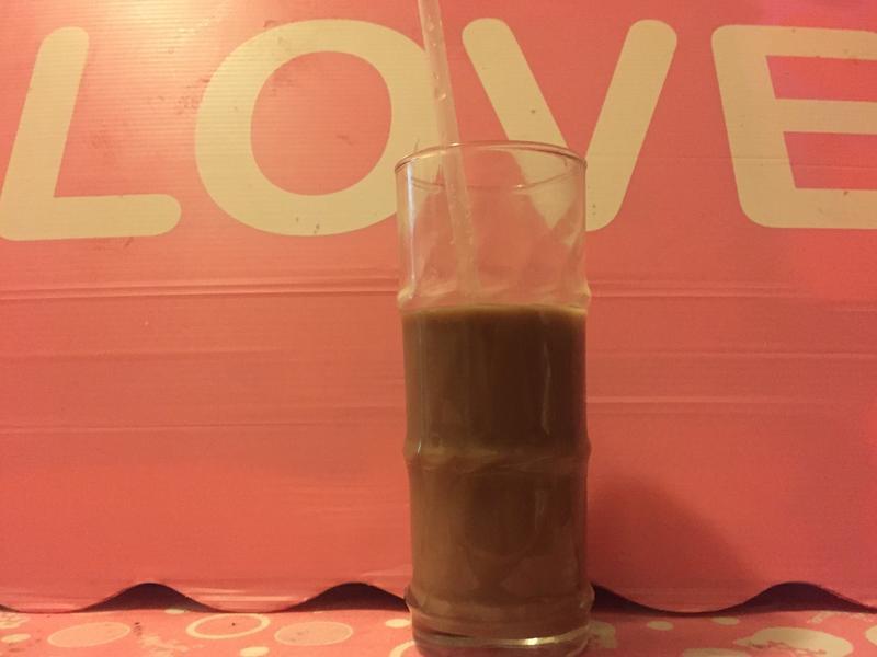 伏特加調酒(๑ơ ₃ ơ)♥巧克力牛奶