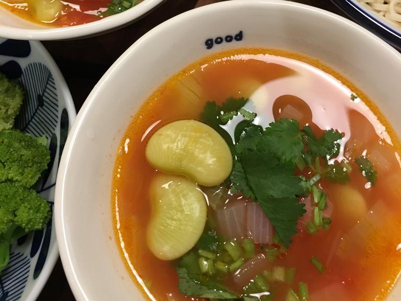 皇帝豆蕃茄湯