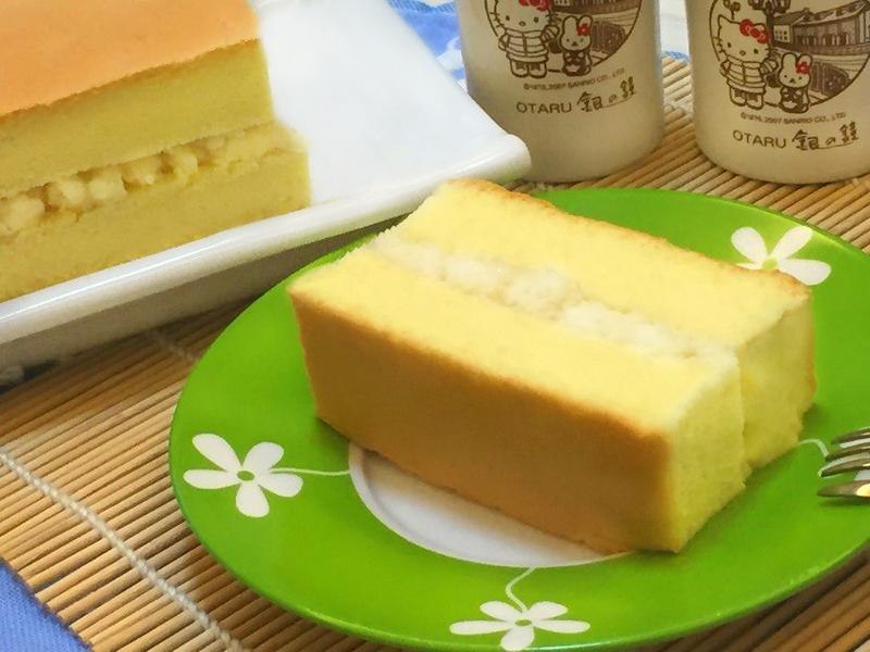 豆漿銀耳蛋糕+亞大T8銀耳
