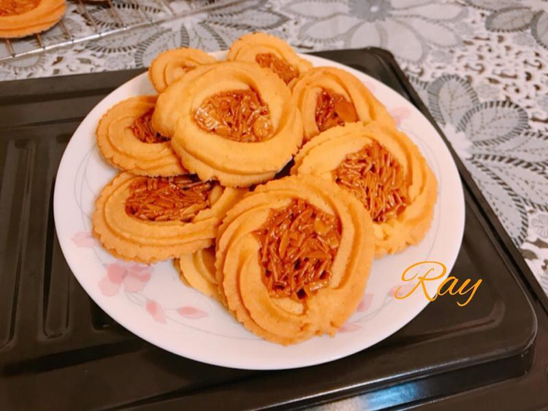 曲奇杏仁酥餅