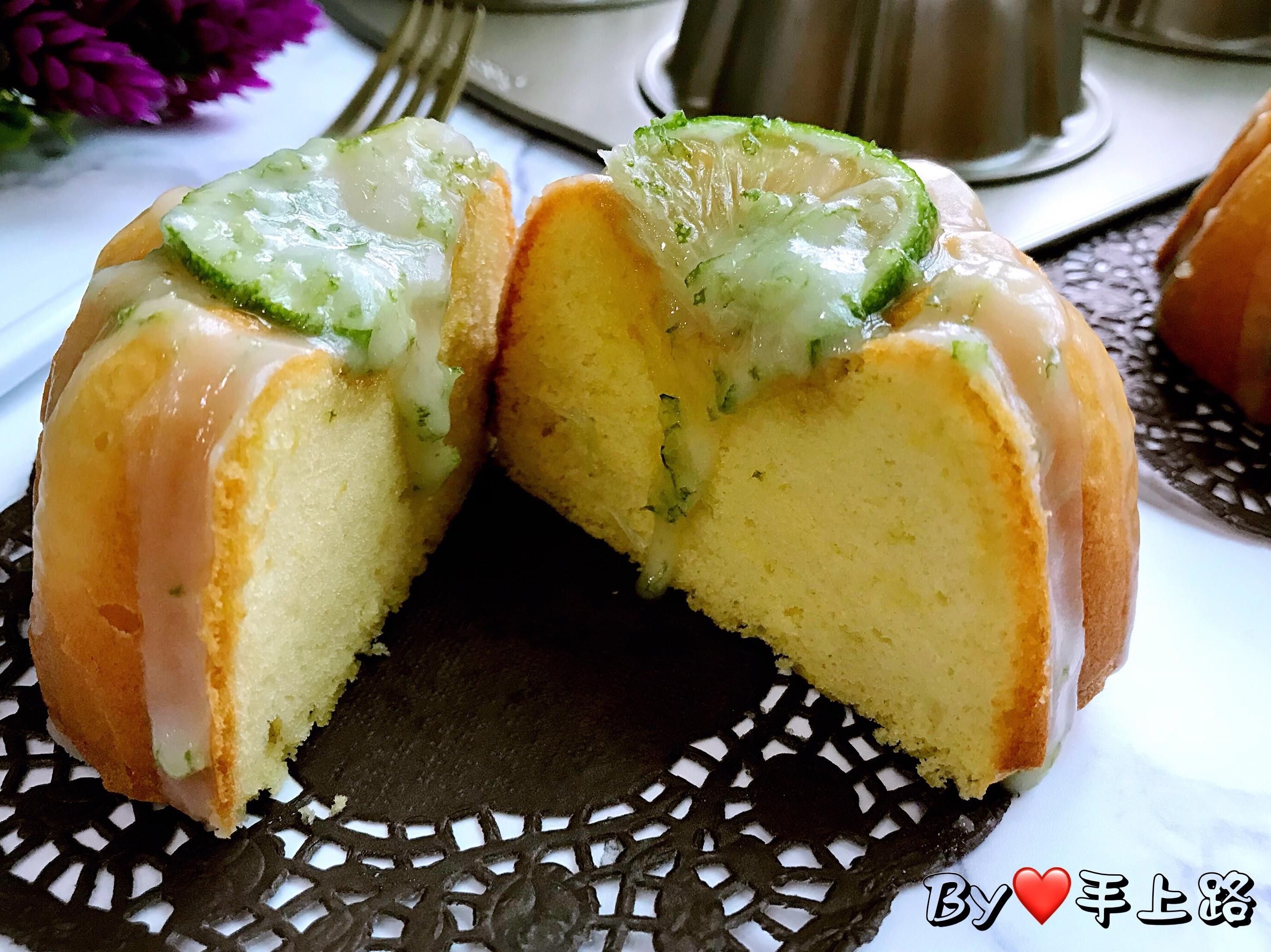 🍋檸檬蛋糕🍋(全蛋打發)