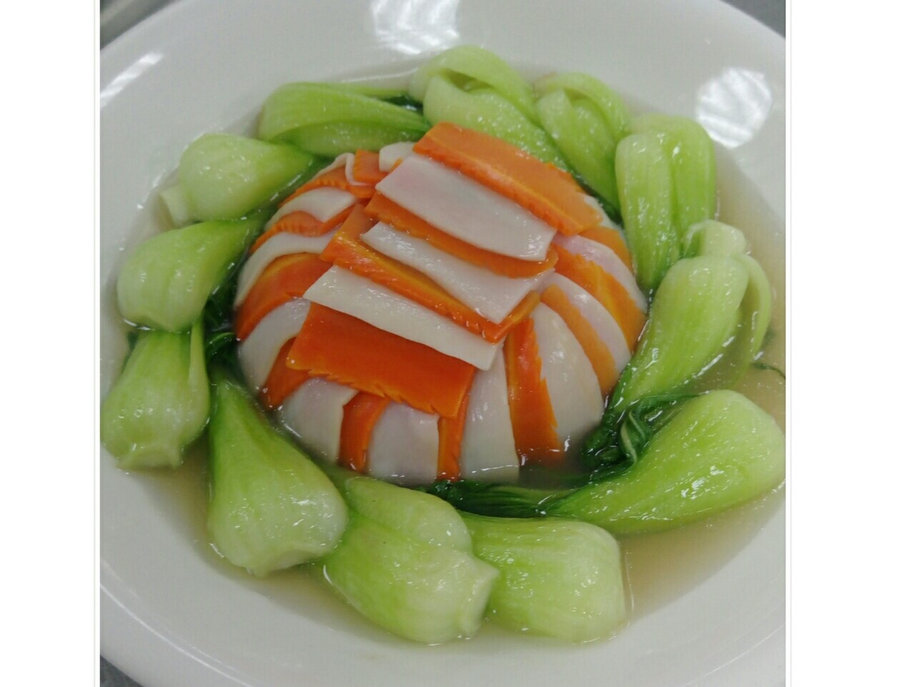 蠔皇美鮑片(中餐2)