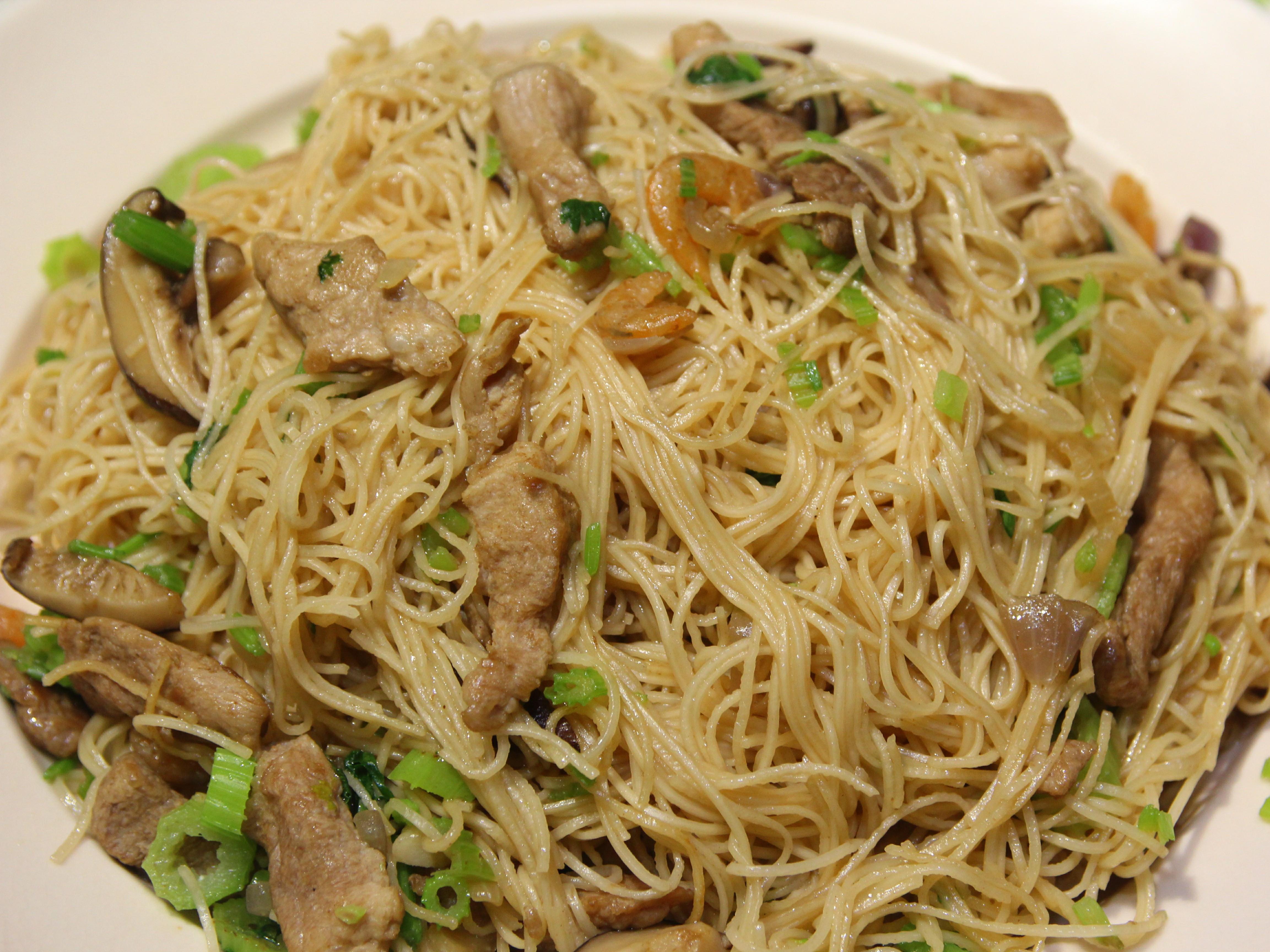 炒金門麵線