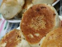 高麗菜佐猴頭菇素食水煎包