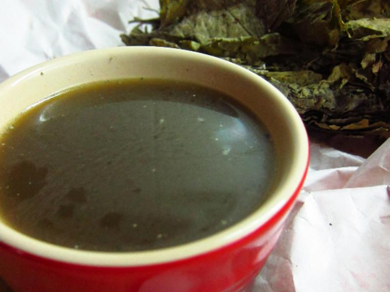 桑葉芝麻養生湯