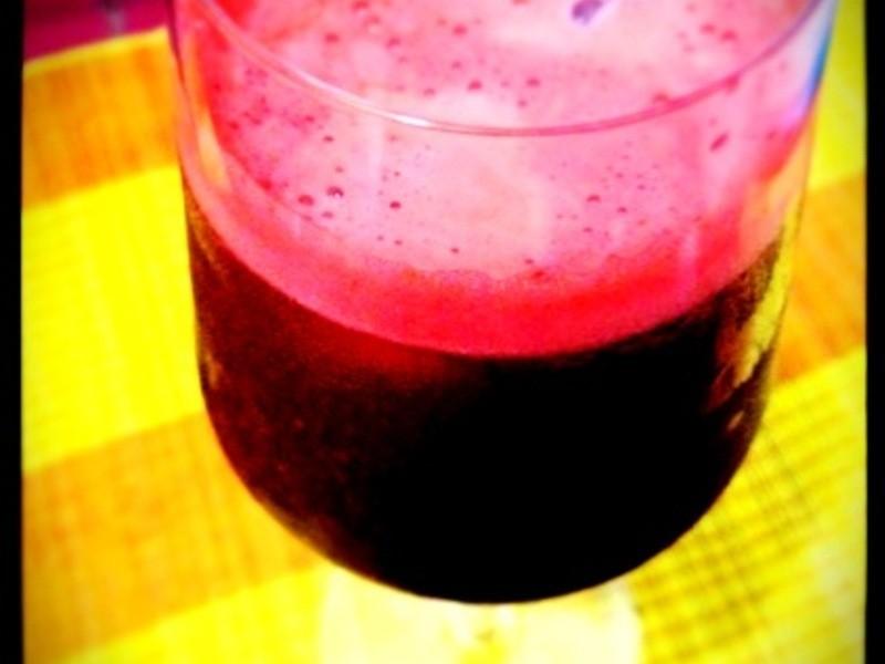 養生飲料~甜菜根蘿蔔汁