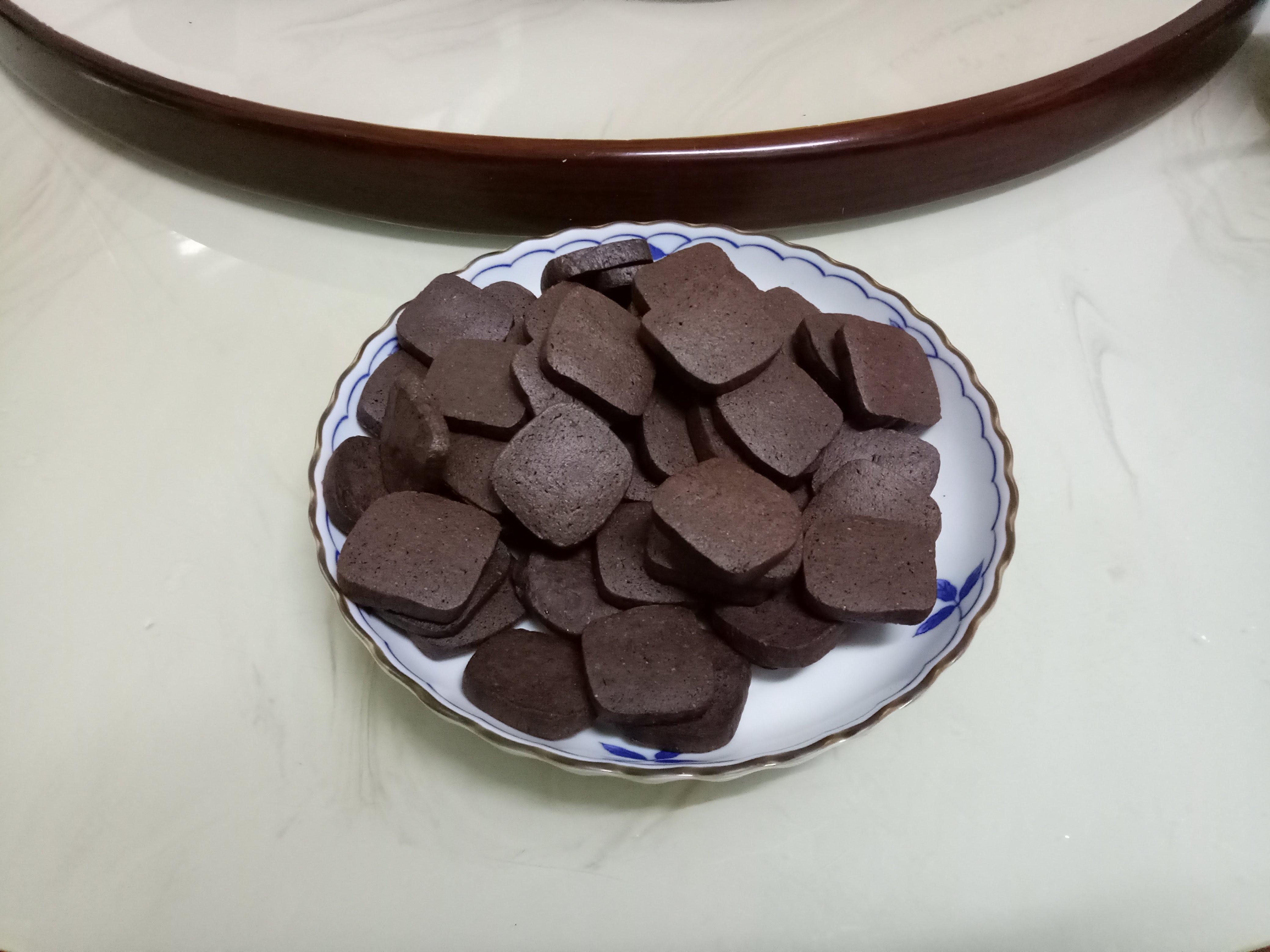 巧克力餅乾(減糖)