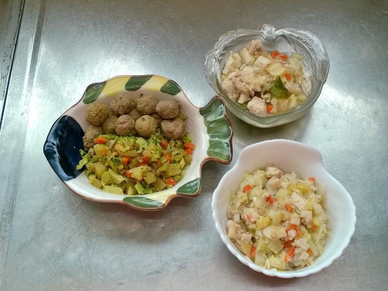 鮮食🐾咖哩肉丸 筍子湯 果醋飯