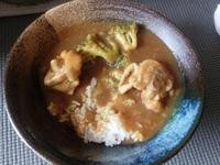 精簡版的咖哩飯