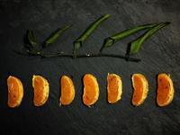 ㄧ秒變大廚炙燒糖橘