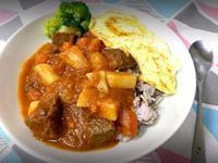 番茄牛腩飯
