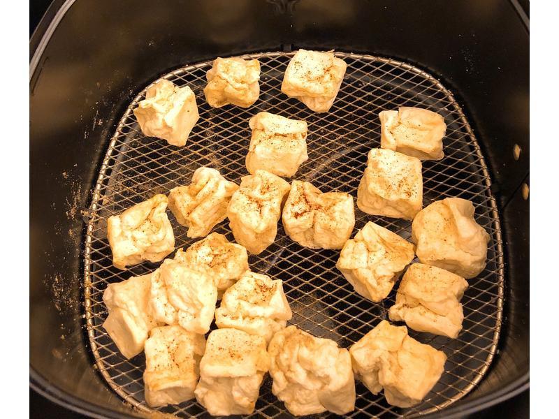 無油氣炸百頁豆腐