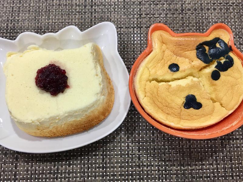 優格乳酪輕蛋糕