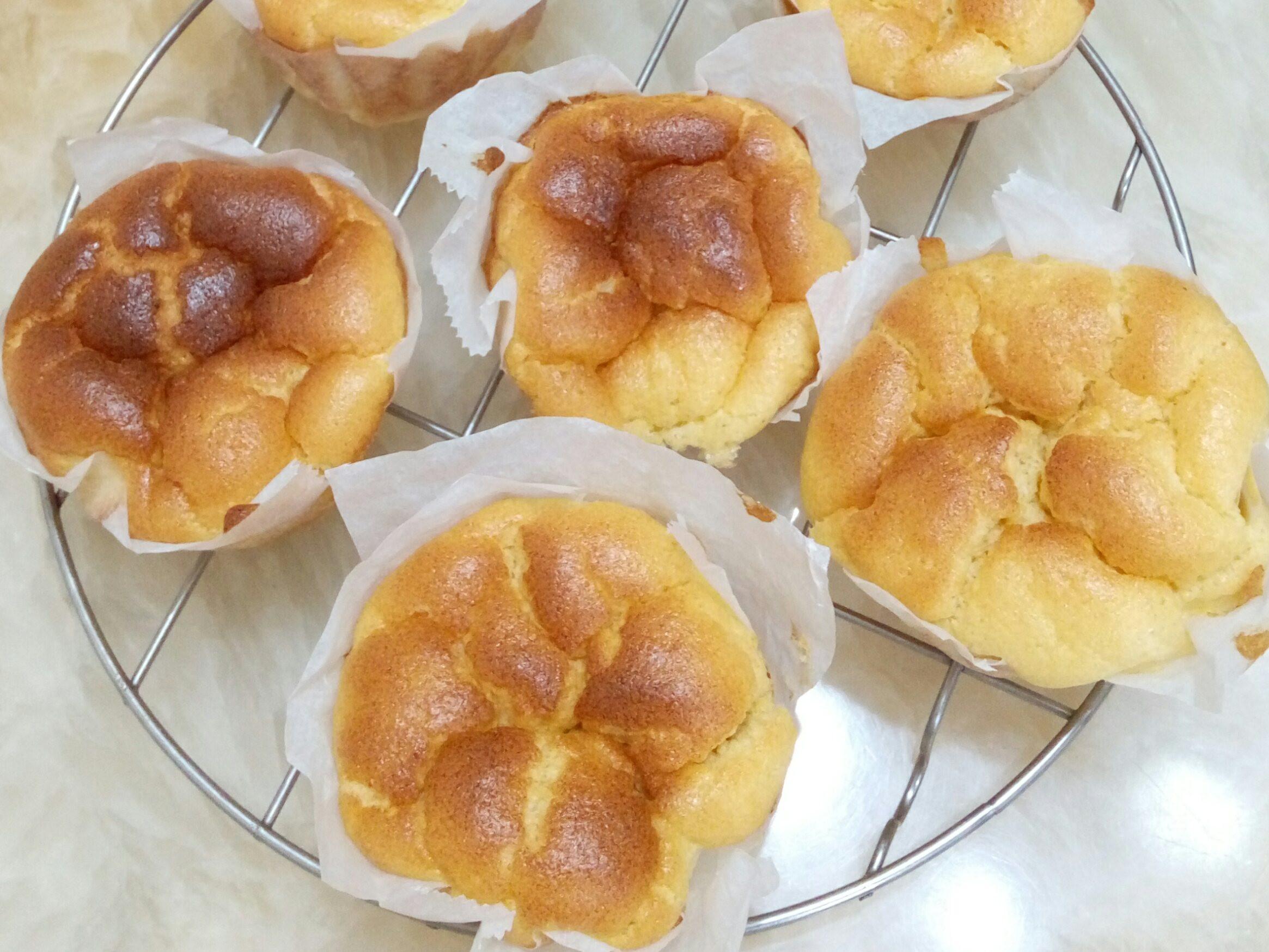 小米杯子蛋糕(無麩質)