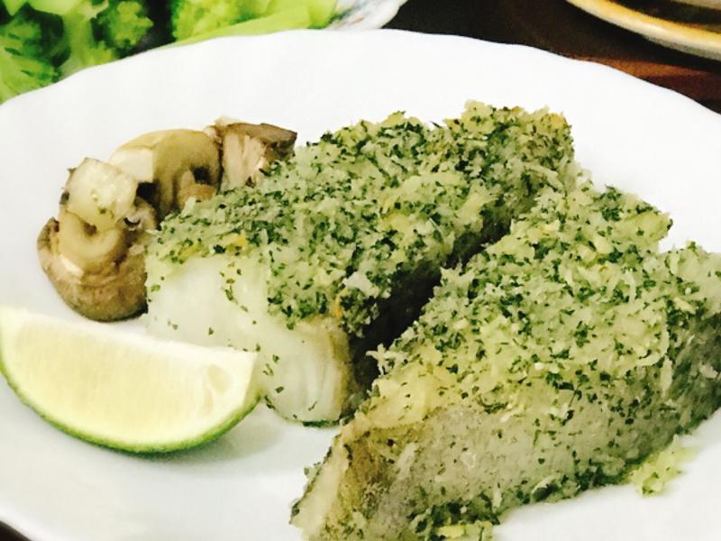 香烤脆皮鱈魚