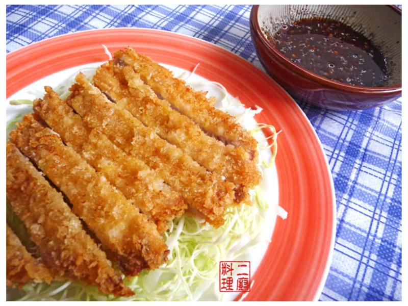 《二廚料理炸物》日式炸豬排