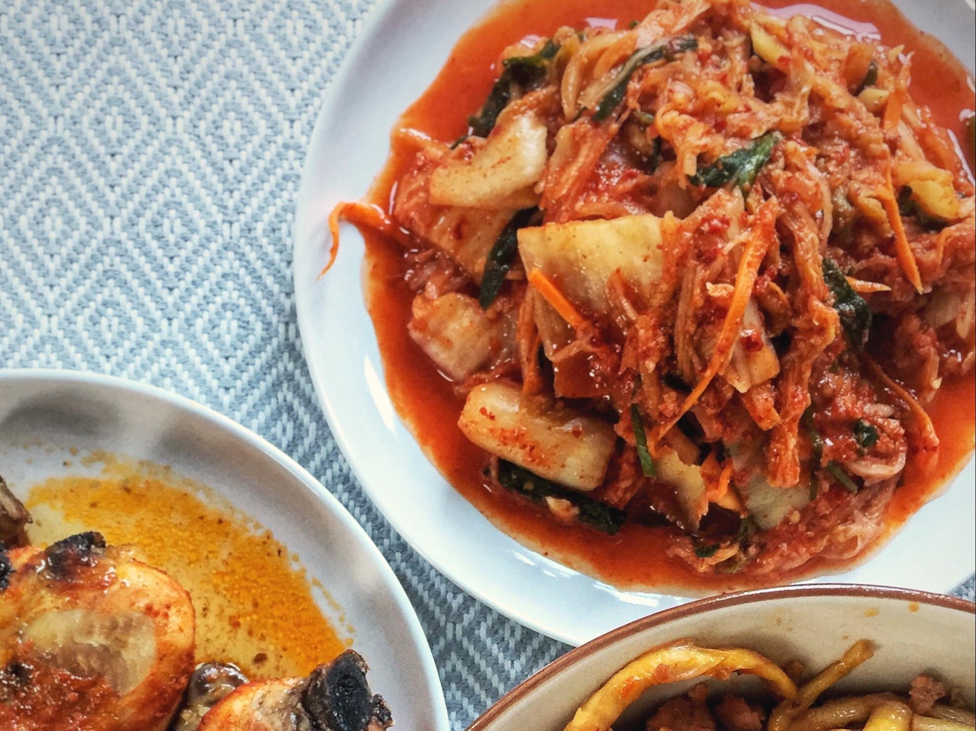 韓式泡菜自製