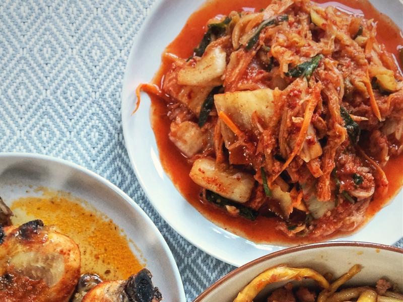 [留學生·異國]自製韓式泡菜