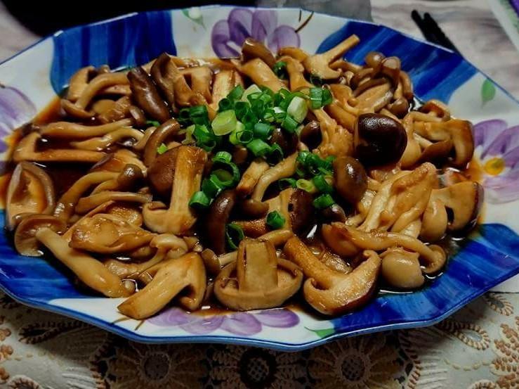 素蠔油菇菇2.0版