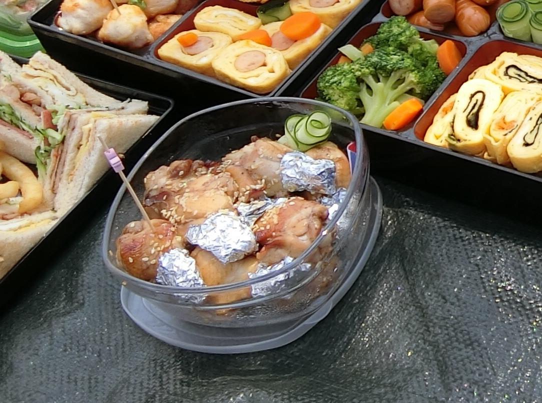 野餐料理-可樂小雞腿(約8人份)