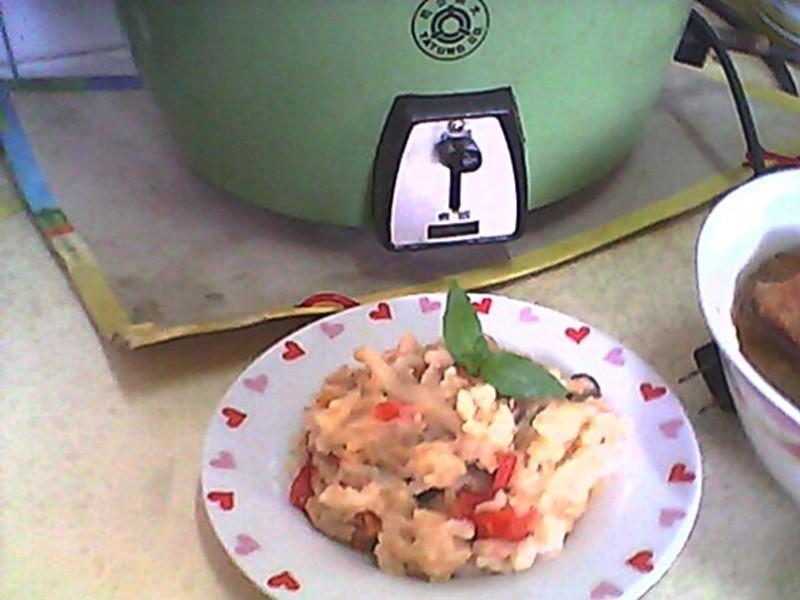 [大同電鍋料理]異國風味-燉飯