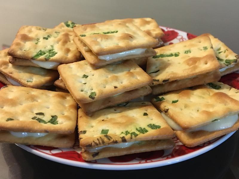 香蔥牛軋餅