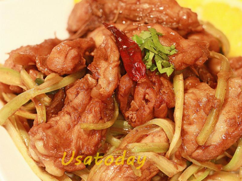 【東煮】複製餐廳菜 - 花雕雞HuaDiao Chicken