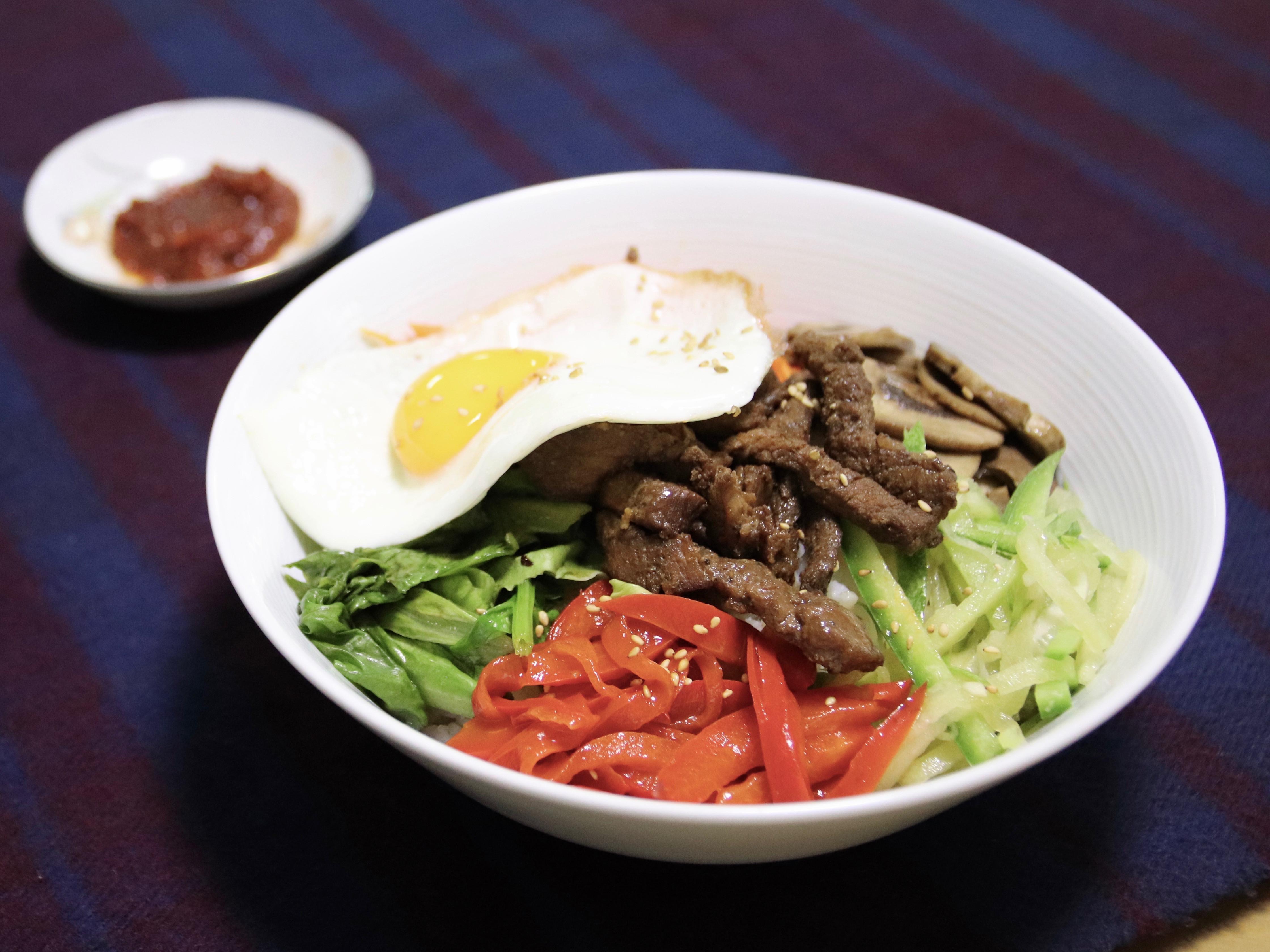 『尹食堂』韓國拌飯