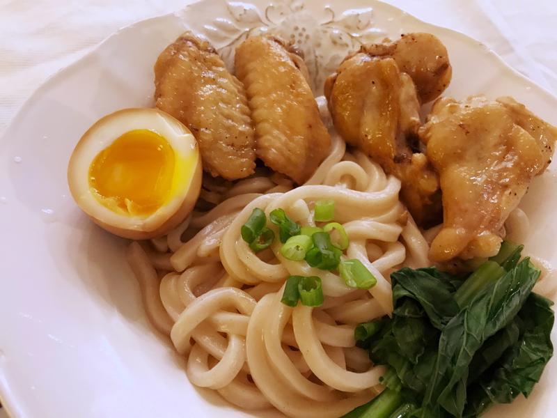 雞翅甘辛煮 (露營OK)
