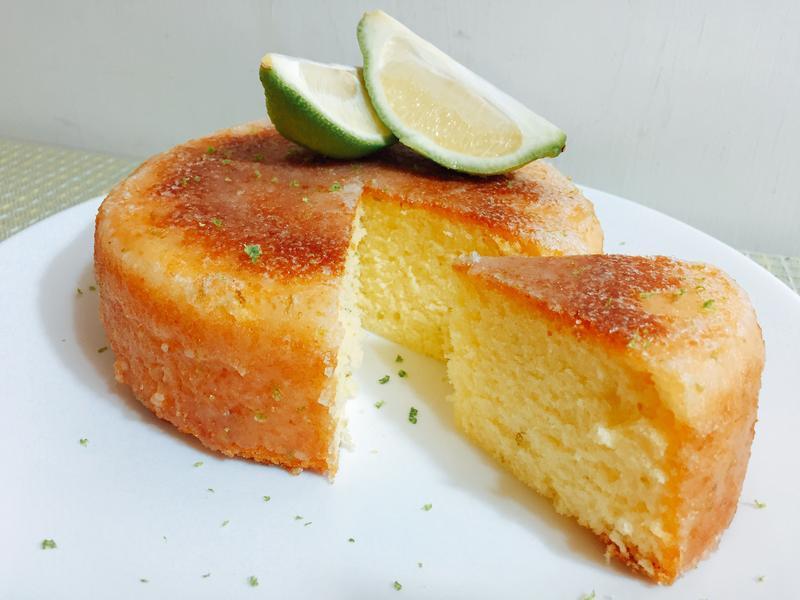 老奶奶檸檬糖霜蛋糕(6吋兩個)