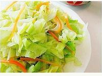 清炒高麗菜