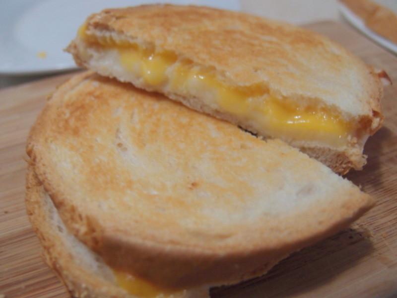 『Take a bread!創意三明治、麵包早餐』~烤起司帕尼尼