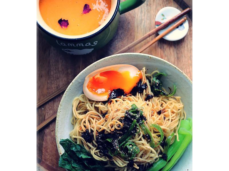 常備菜日式「溏心蛋」